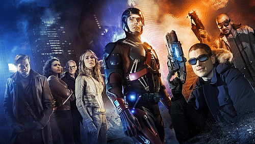 Premature Infatuation: The CW's DC's Legends of Tomorrow