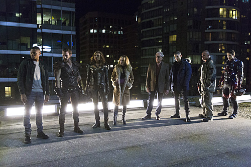DC's Legends of Tomorrow Series Premiere Preview