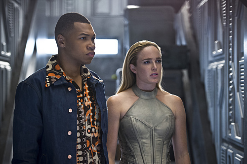 Quick Takes: Franz Drameh Talks Firestorm and DC's Legends of Tomorrow