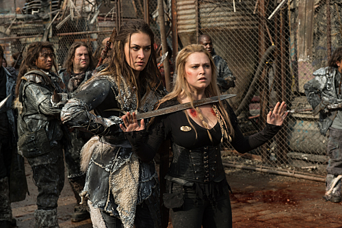 The 100 S4e1 Echoes Project Fandom
