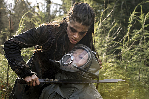 The 100 TV Series - Grey area